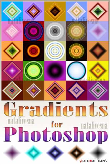 Gradient for Photoshop
