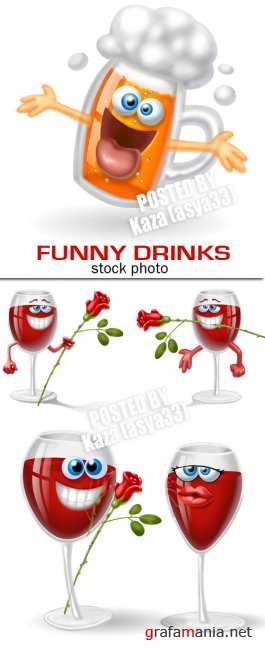 Funny drinks