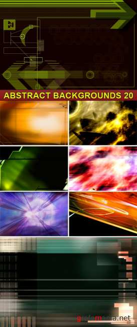 PSD Source - Abstract backgrounds 20