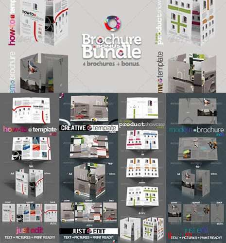 GraphicRiver - Brochure Bundle v1