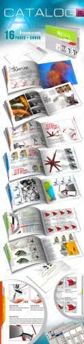 A5 Catalog for Multiple Purposes - GraphicRiver