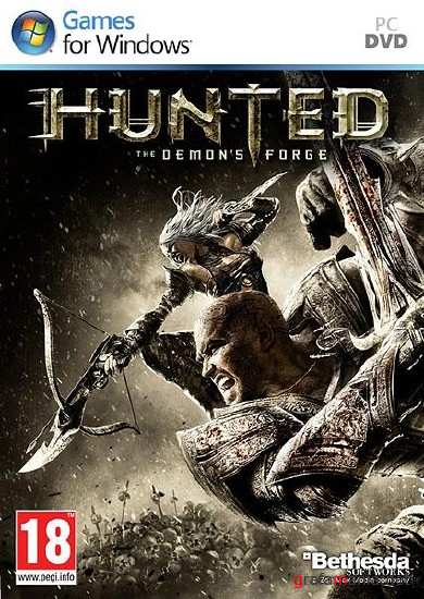 Hunted.The Demons Forge (2011/Rus/Repack от KorwiN)