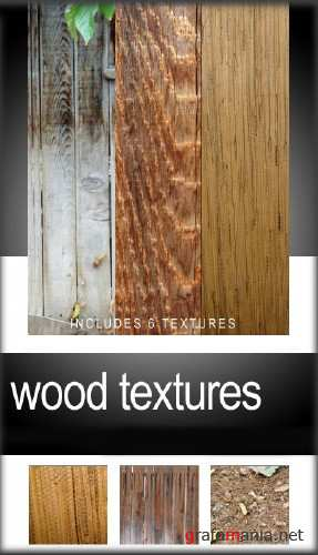 Wood Textures Pack #1