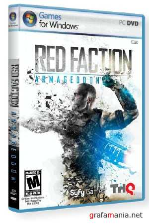 Red Faction: Armageddon (2011/RUS/PC/Lossless/RePack by Recoding)