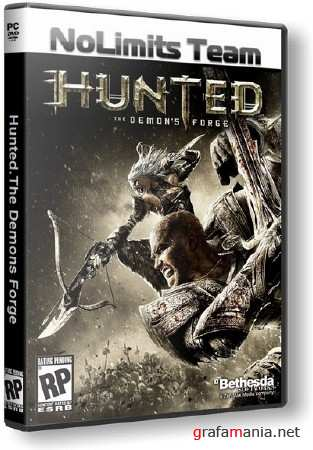 Hunted: The Demon's Forge (2011/PC/RePack от R.G. NoLimits-Team GameS)