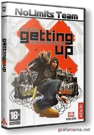 Marc Ecko's Getting Up: Contents Under Pressure (2006/PC/RePack от R.G. NoLimits-Team GameS)