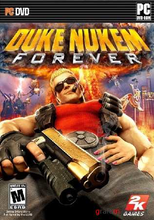 Duke Nukem Forever (2011/RUS/PC/Repack by V1NT)