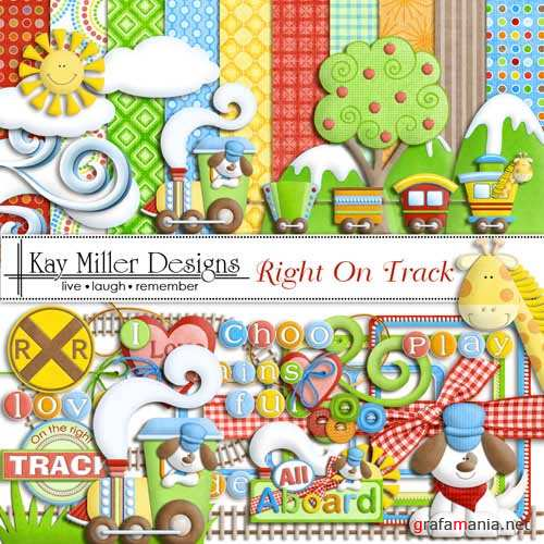 Scrap kit - Right on track