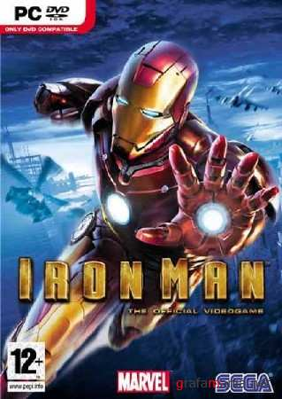 Iron Man (2008/PC/RUS/Repack от Daxaka)