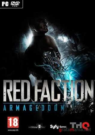 Red Faction: Armageddon (2011/PC/RUS/RePack от DAXAKA)
