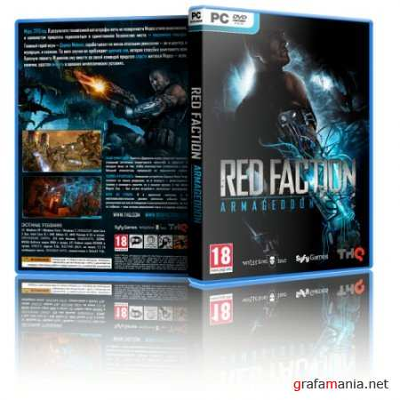 Red Faction: Armageddon (2011/PC/RePack/Rus-Eng) by R.G.LanTorrent