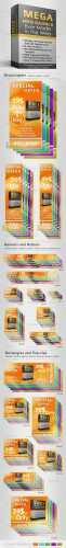 Inescapable Web Banner Pack - GraphicRiver