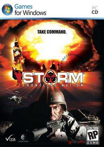 Storm: Frontline Nation (2011/ENG/Repack by my-94)