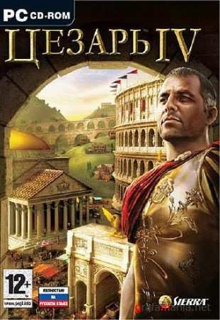 Caesar IV / Цезарь 4 (2006/RUS/PC/Repack by MOP030B)