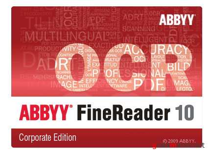 ABBYY FineReader 10.0.102.185 Combo Lite RePack by elchupakabra