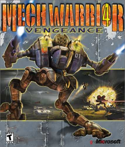 MechWarrior 4: Mercenaries v.3.1 (2002/RUS/ENG/Repak by R.G. Modern)