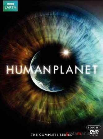 BBC: ������� ����� (������ 2. �������) / BBC: Human planet (Episode 2. Deserts) (2011/HDTVRip)