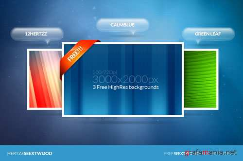 Free SEEXTWOOD Background Pack
