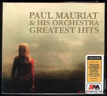 Paul Mauriat - Greatest Hits Collection (1992 / 2009)