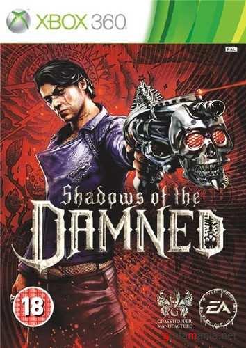 Shadows of the Damned (2011/ENG/XBOX360)