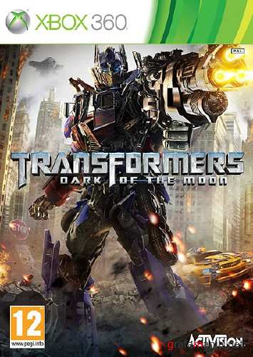 Transformers: Dark of the Moon (2011/ENG/XBOX360/RF)