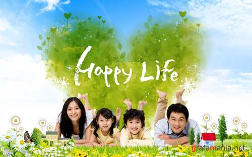 Sources - The happy life