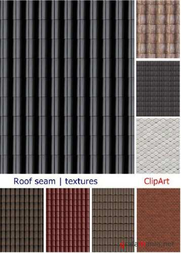Roof Seam Textures Pack
