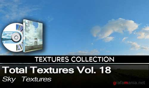 Total Textures V18 - Sky Textures [2011]