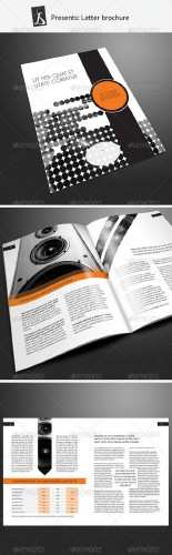GraphicRiver - Corporate Brochure 9