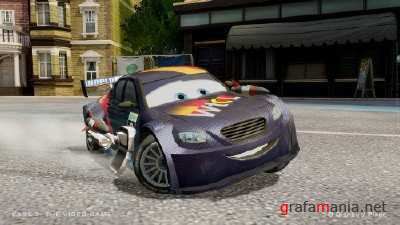 Тачки 2 / Cars 2: The Video Game (2011/RUS/RePack by R.G. NoLimits-Team GameS)