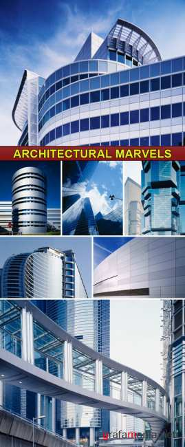 Stock Photo - Architectural Marvels
