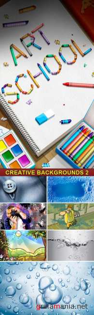 PSD Sources - Creative backgrounds 2