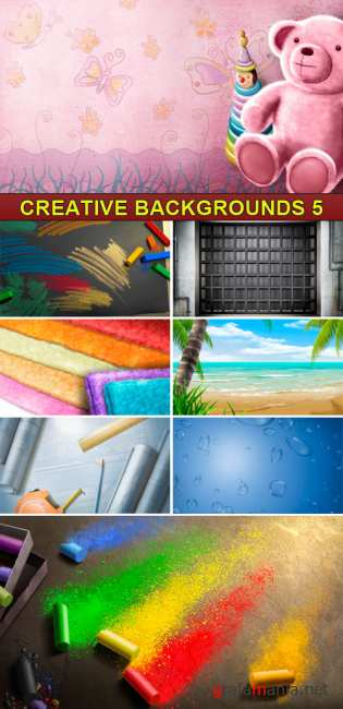 PSD Sources - Creative backgrounds 5