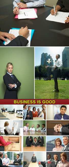 Stock Photo - Business Is Good