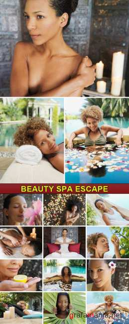Stock Photo - Beauty Spa Escape