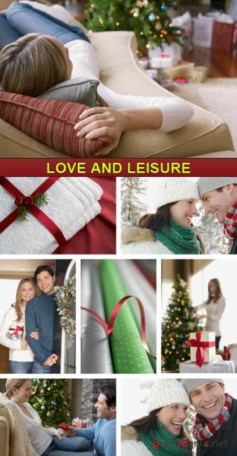 Stock Photo - Love and Leisure