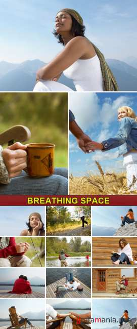 Stock Photo - Breathing Space