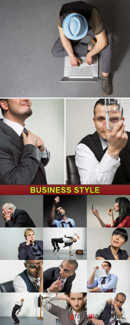 Stock Photo - Business Style