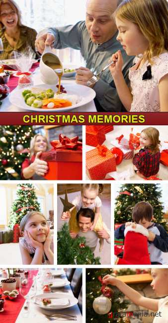 Stock Photo - Christmas Memories