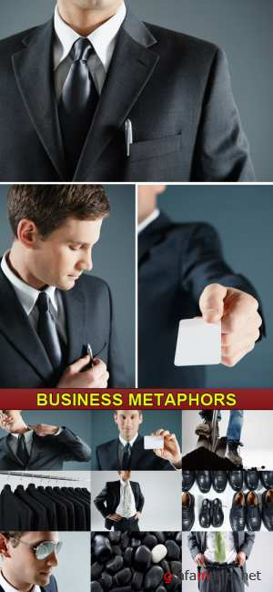 Veer Fancy - Business Metaphors