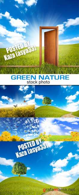 Green nature 8