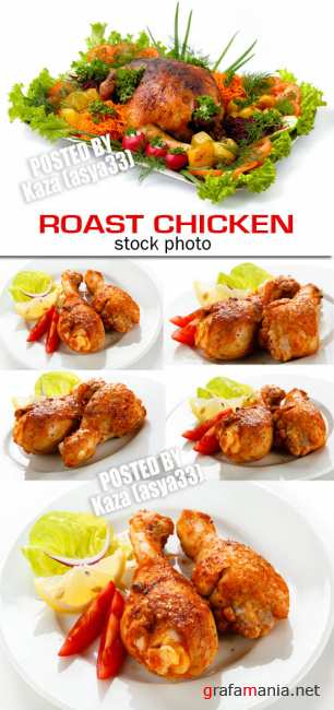 Roast chicken 4