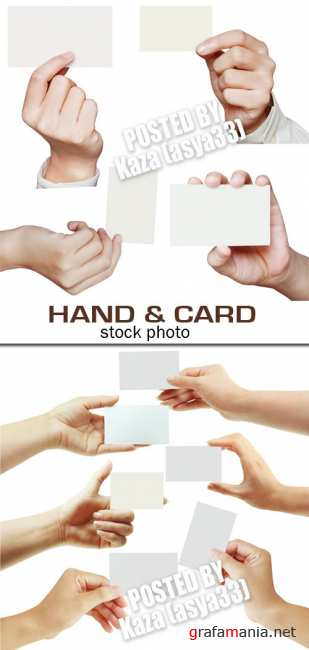 Hand & cards