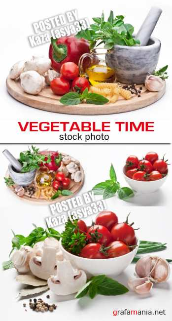 Vegetable time