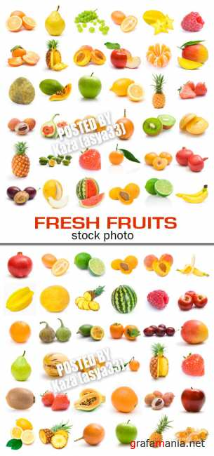 Fresh fruit 24