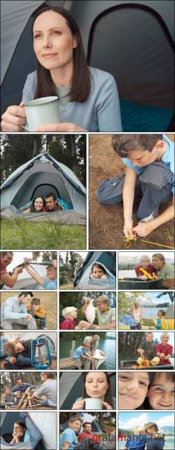 Veer Fancy - Camping with the Kids 2