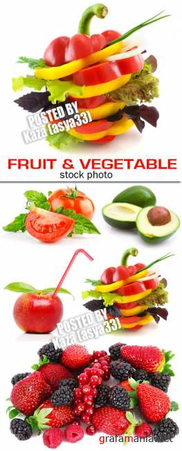 Fruit & vegetables 4