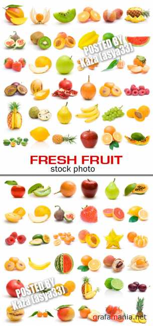 Fresh fruit 25
