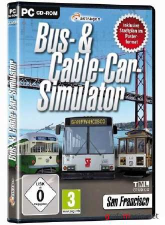 Bus & Cable Car Simulator: San Francisco (2011/DE)
