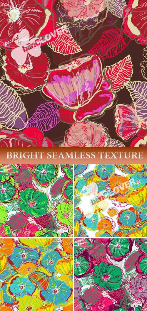 Bright seamless texture